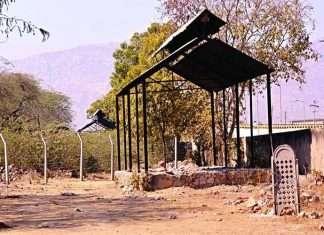 Village in Maharashtra without Smashan Bhumi