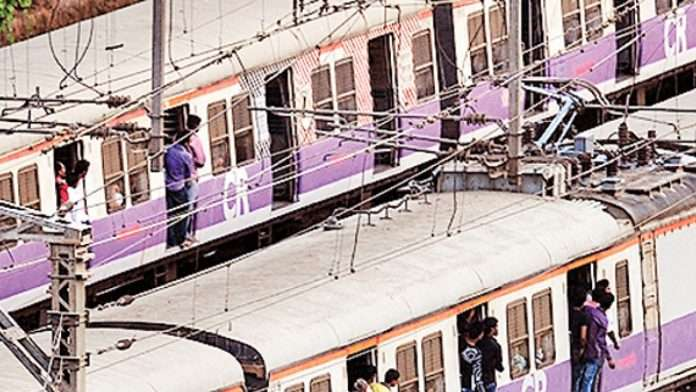 kalyan - kasara between technical problem central railway local service disrupted