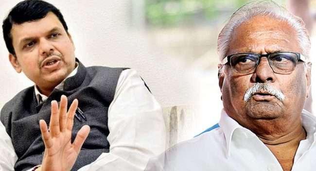 cm devendra fadanvis slams Anil gote in Dhule