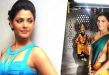 Actress saiyami kher learnt Marathi Language for Riteish Deshmukh's Mauli film