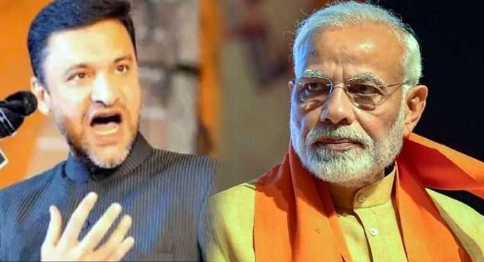akbaruddin owaisi slams PM Modi and Yogi Adityanath