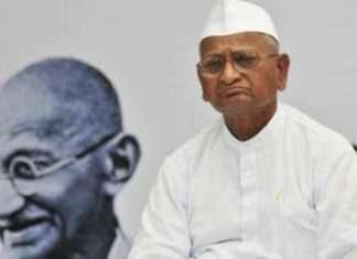 social activist anna hazare