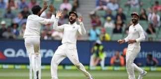 india vs australia 3rd test mcg day 5 live