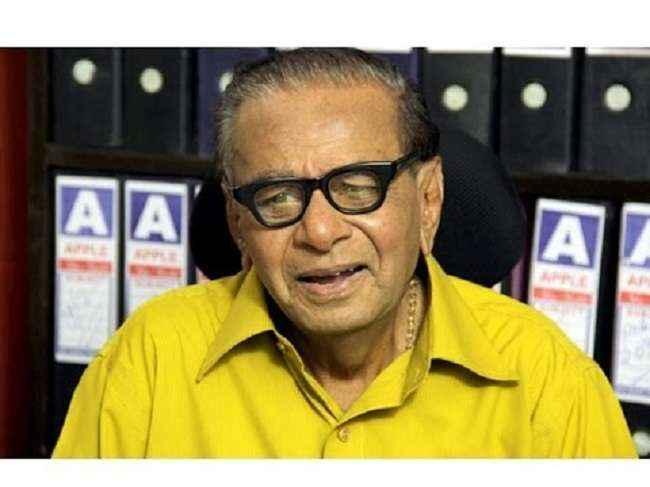 Marathi actor Kishor Pradhan passes away at age of 86