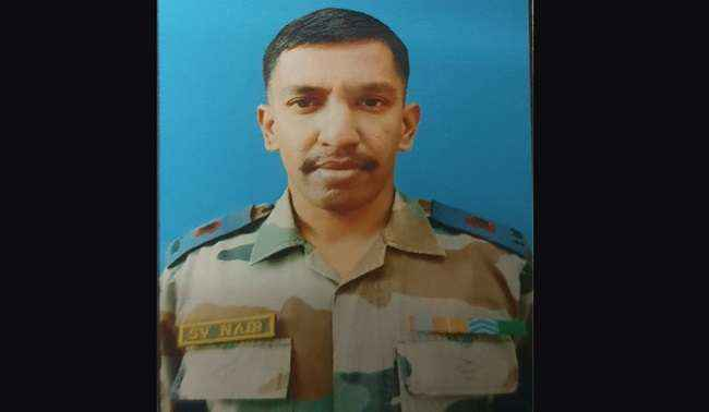 army major shashidharan nair