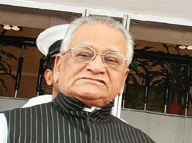 Shivaji rao Deshmukh passes away