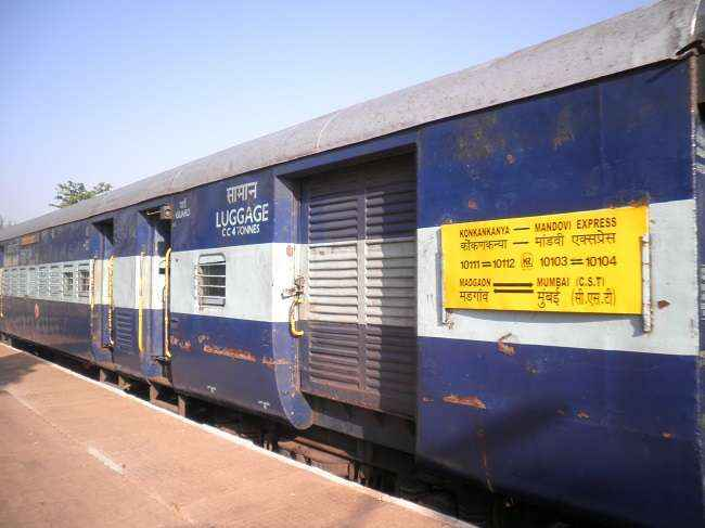 Modified kokankanya and mandovi express