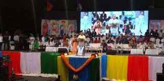 Prakash Ambedkar slams on BJP