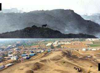 Indore Dumping Ground
