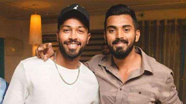 hardik pandya and lokesh rahul