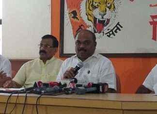Anil parab slammed union leader shashank rao