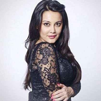 Actress Minissha Lamba