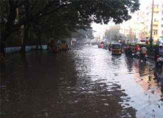 lakhs of litre water waste in pune pune