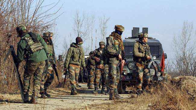 kulgam encounter two terrorists have been killed