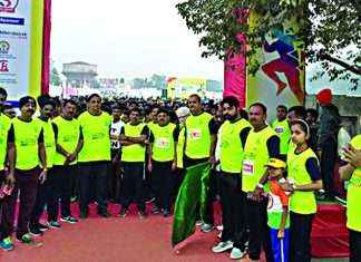 Bhusawal citizens run For better health