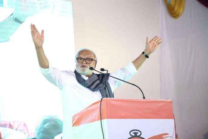 Chhagan Bhujbal Parivartan Yatra