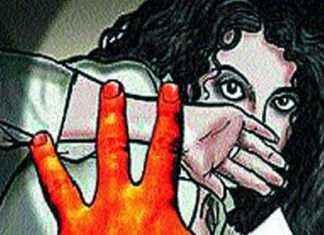 29 years old woman raped