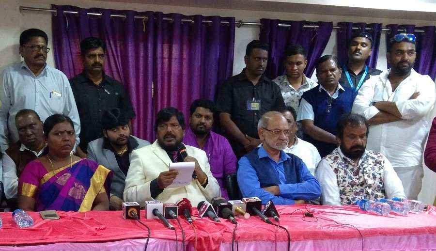 Sharad pawar missed opportunity to become a prime minister says union minister ramdas athawale