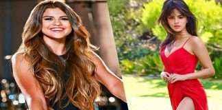 Selena Gomez singer and actress