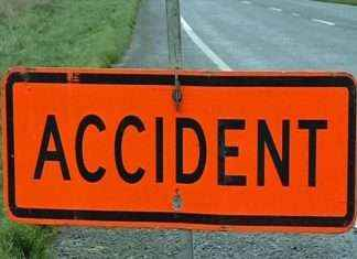 accident in state