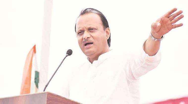 BJP government has spent peoples money on advertising himself-ajit pawar