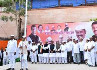 Congress steps up attack against BJP Congress will save the constitution : Ashok Chavan