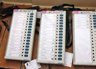 Election 2019 will happen on Evm machines
