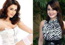 Actress Minissha Lamba