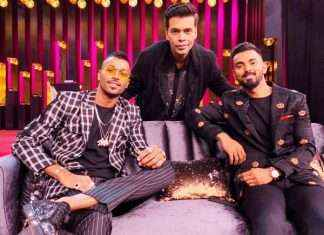 TV show Koffee With Karan
