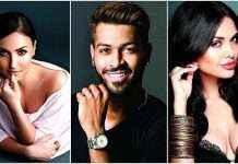 Cricketer Hardik Pandya ex-girlfrind Elli AvRam and Isha Gupta slams on him
