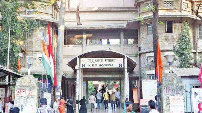 will now provide barcoding of the equipment in the BMC hospital