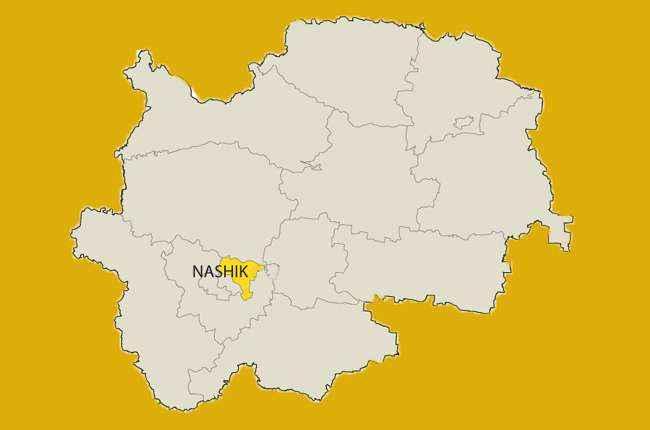Nasik Map