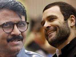 Sanjay Raut Rahul Gandhi