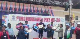 tribal students won national medals in hydrabad
