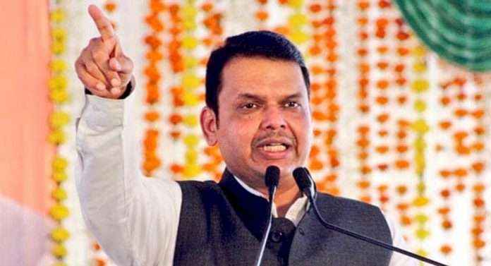 congress leader was need to send at air strike says cm devendra fadnavis