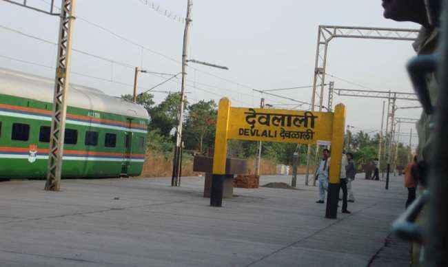 devlali railway station