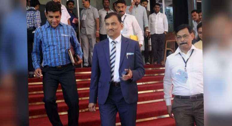 sanjay barve - Mumbai Police Commissioner
