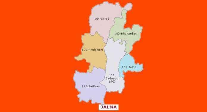 18 - Jalna loksabha constituency