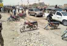 suicide attack on pakistan army