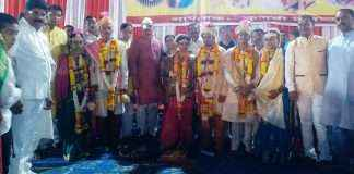 collective marriage ceremony in ambernath