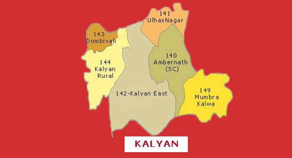 Kalyan Loksabha Constituency Map