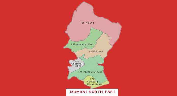 mumbai north-east loksabha constituency