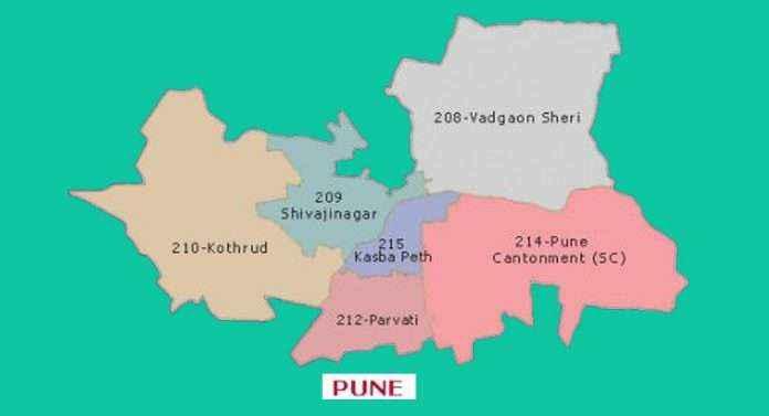 34 - Pune Lok Sabha Constituency