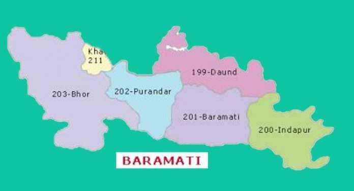 baramati loksabha constituency in maharashtra information