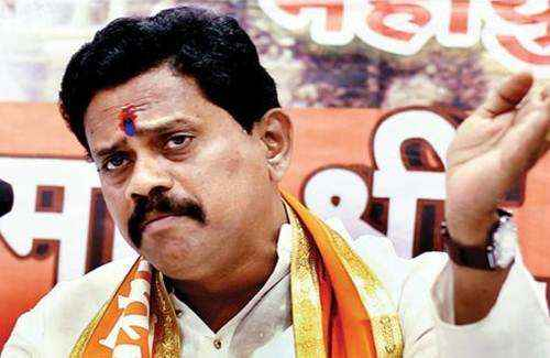Shivsena MP Rajan Vichare