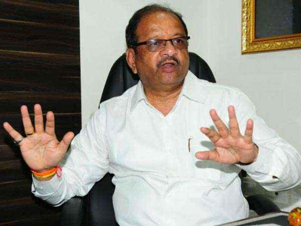 BJP MP Gopal Shetty