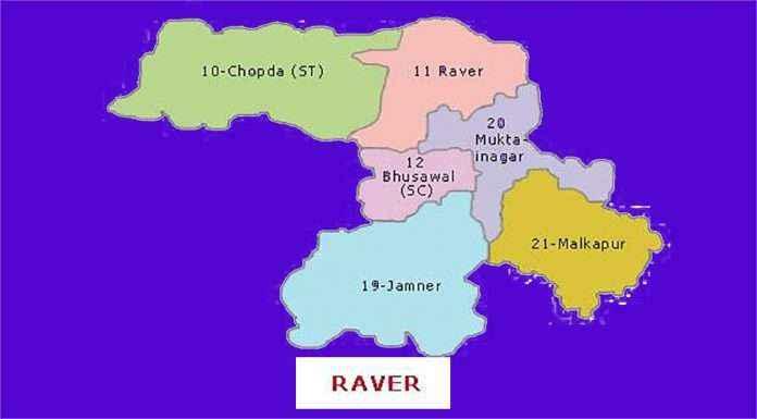 4 -Raver Lok Sabha Constituency