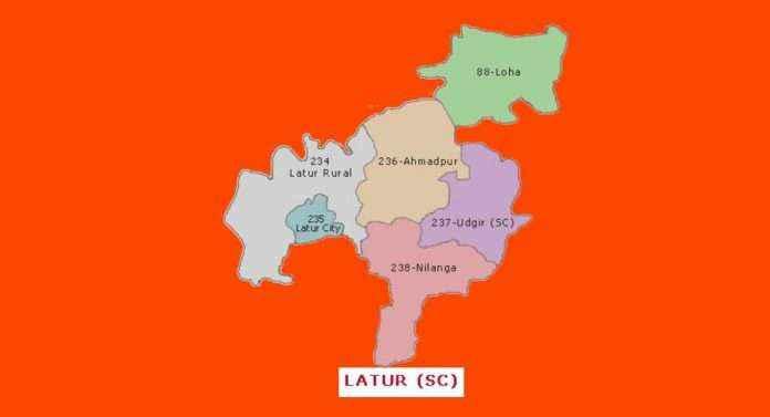 latur loksabha constituency in maharashtra information