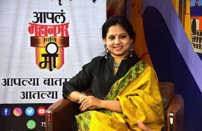 Actress sampada jogalekar -kulkarni