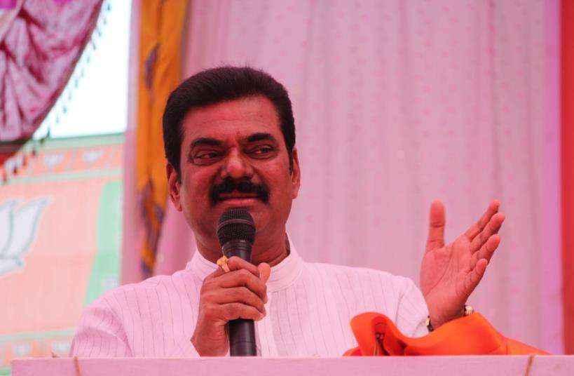 Bhiwandi MP Kapil Patil